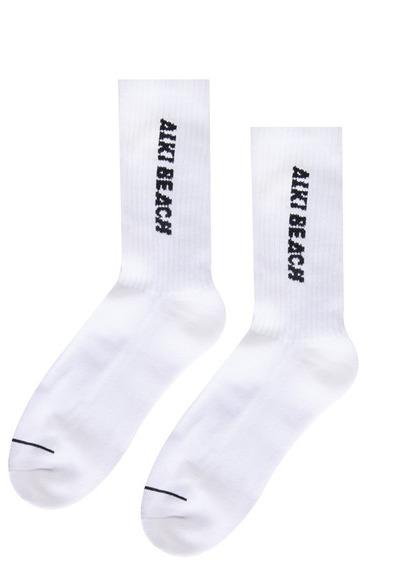 aiki beach socks (2 color)