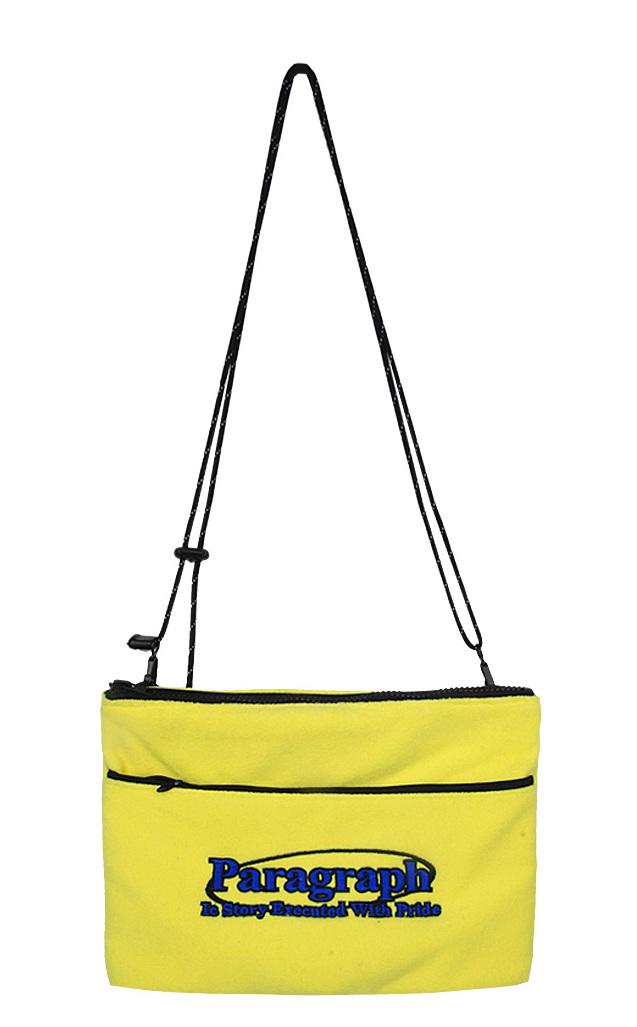 paragraph bag (3 color)