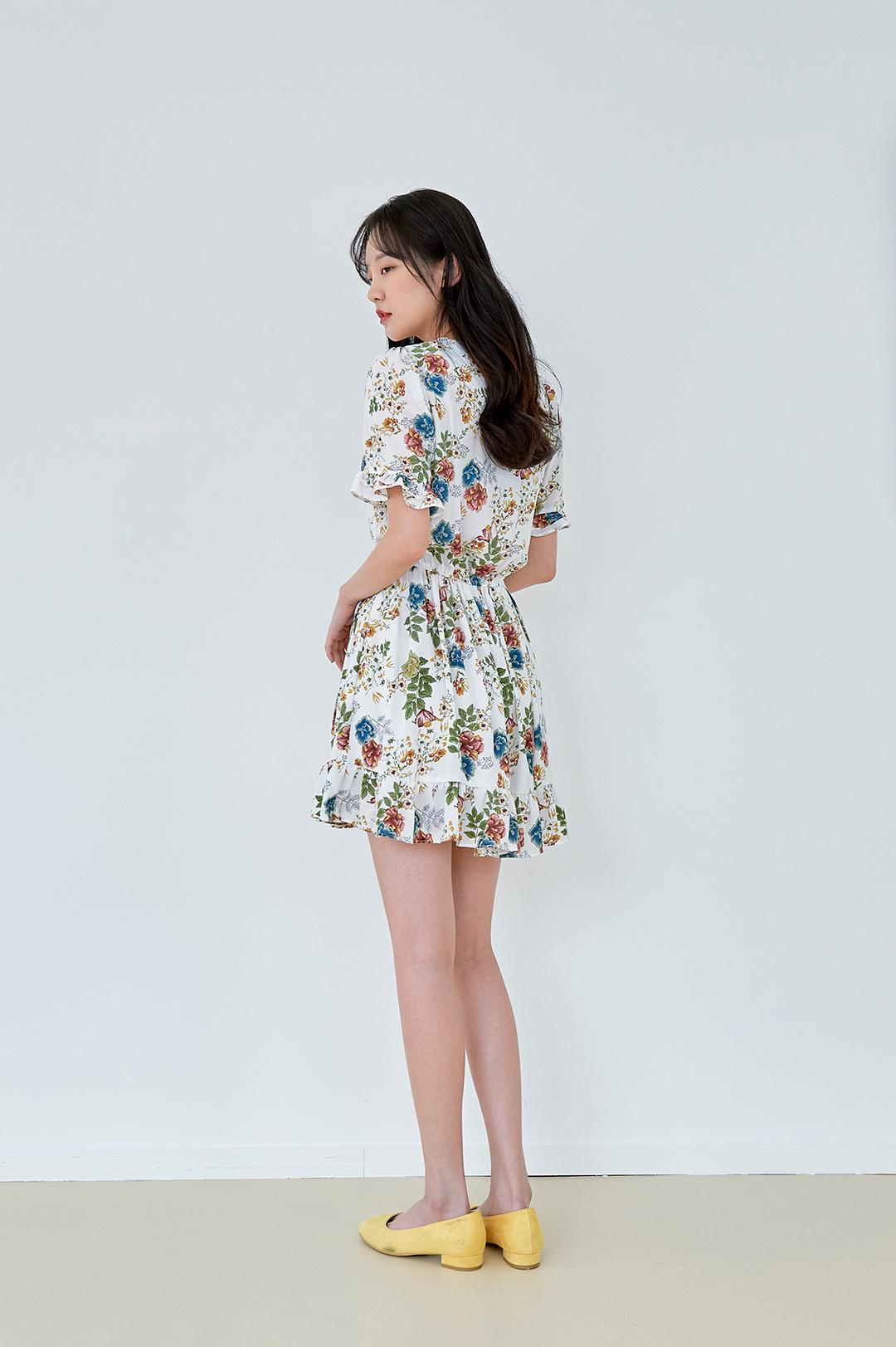 Flower Day Dress