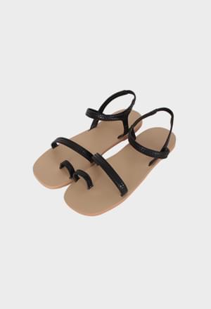 Strap plat sandal