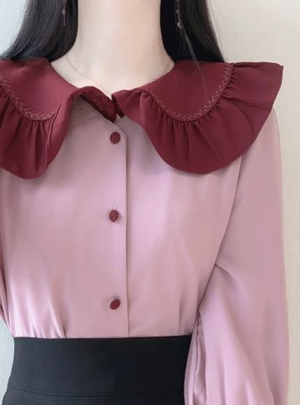 Castella coloring blouse
