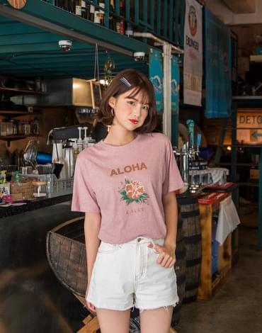알로하 티셔츠