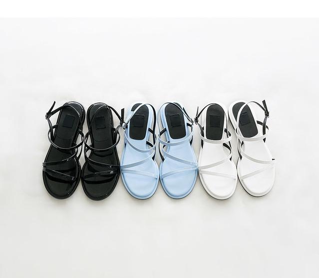 DEEL Slingback sandals 1cm