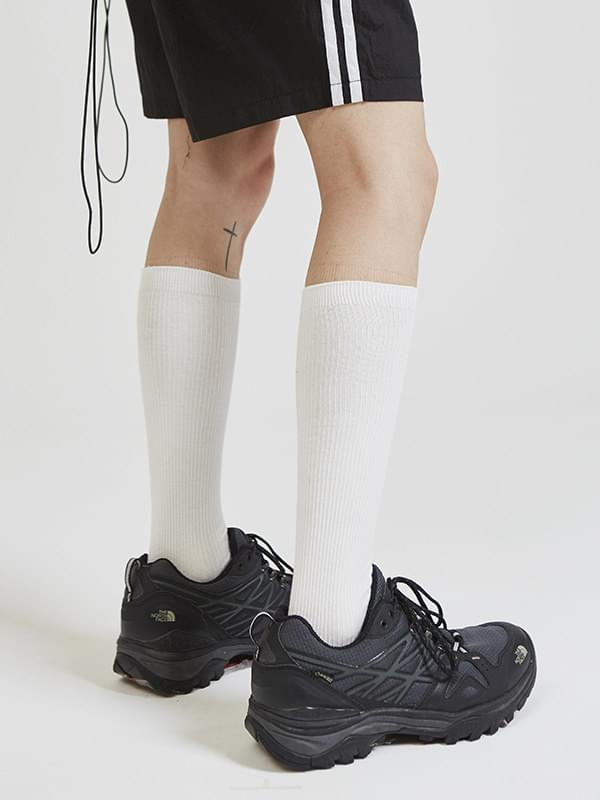 basic golgi high socks (2 color)