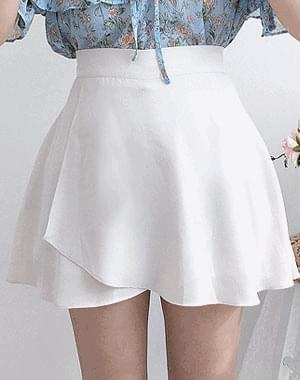 Salang skirt pants