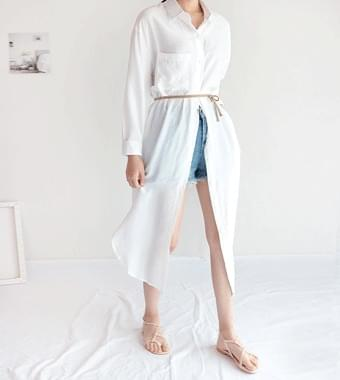 에펠 롱 셔츠(2color)