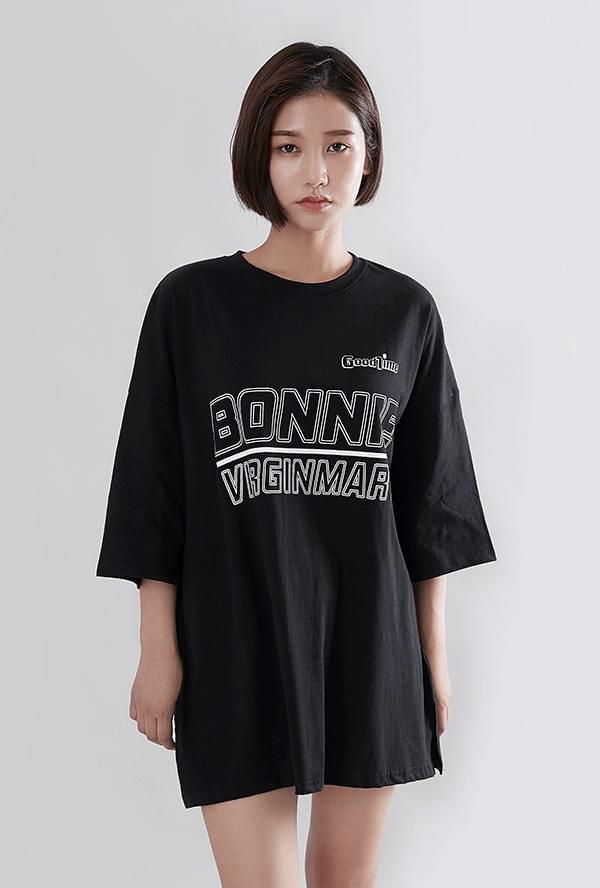보니 티셔츠