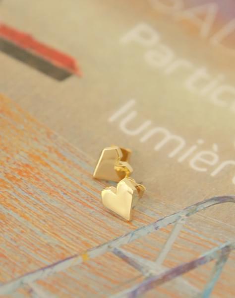 하트피스-earring