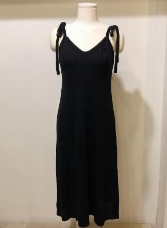 Sling Long Knit Nail Dress