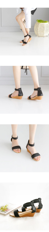 Ons Wedgehill Sandals 4.5cm