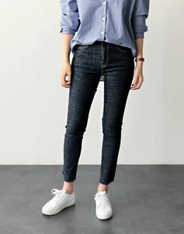 모노진 일자 pants