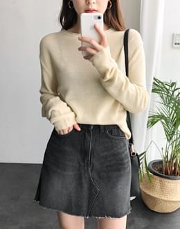 멀린 하찌 knit (*4color)