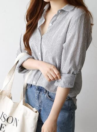 ♡ Planning Specials ♡ Hug Mi striped shirt