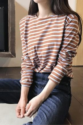 Cozy Striped T-shirt ★ Ordering runaway!