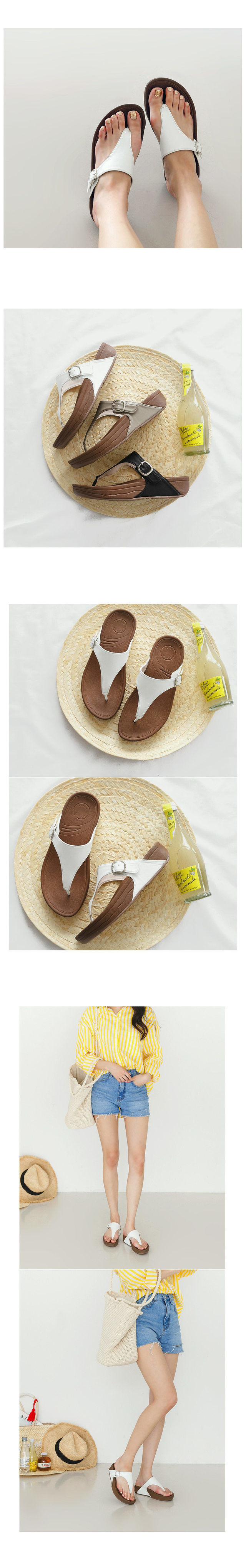 Poll Slippers 4cm