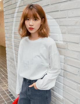 Stitch color cotton T_M (size : free)