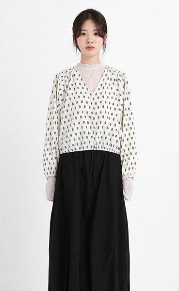 basil dolman blouse (2colors)