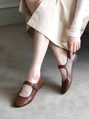 Aels flat shoes 1cm
