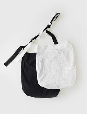 shoulder knot eco bag