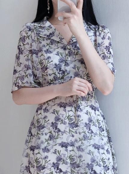 레이디 카라 꽃ops(미니)