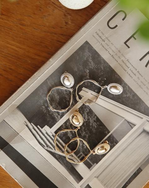 르네웨이브-earring