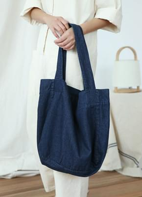 Two Way Denim Bag