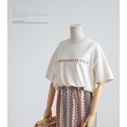 스탠다드 티셔츠