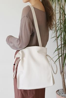 Practical square shoulder bag