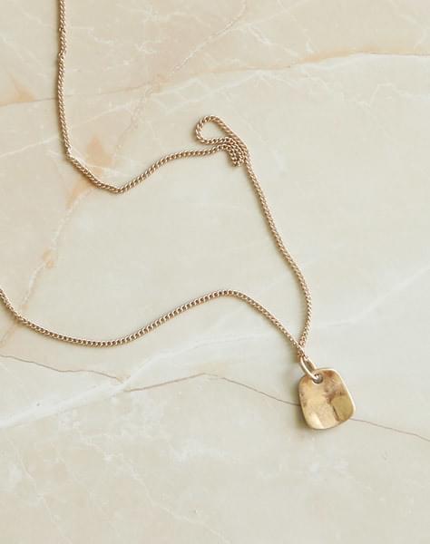 빈티지골드-necklace