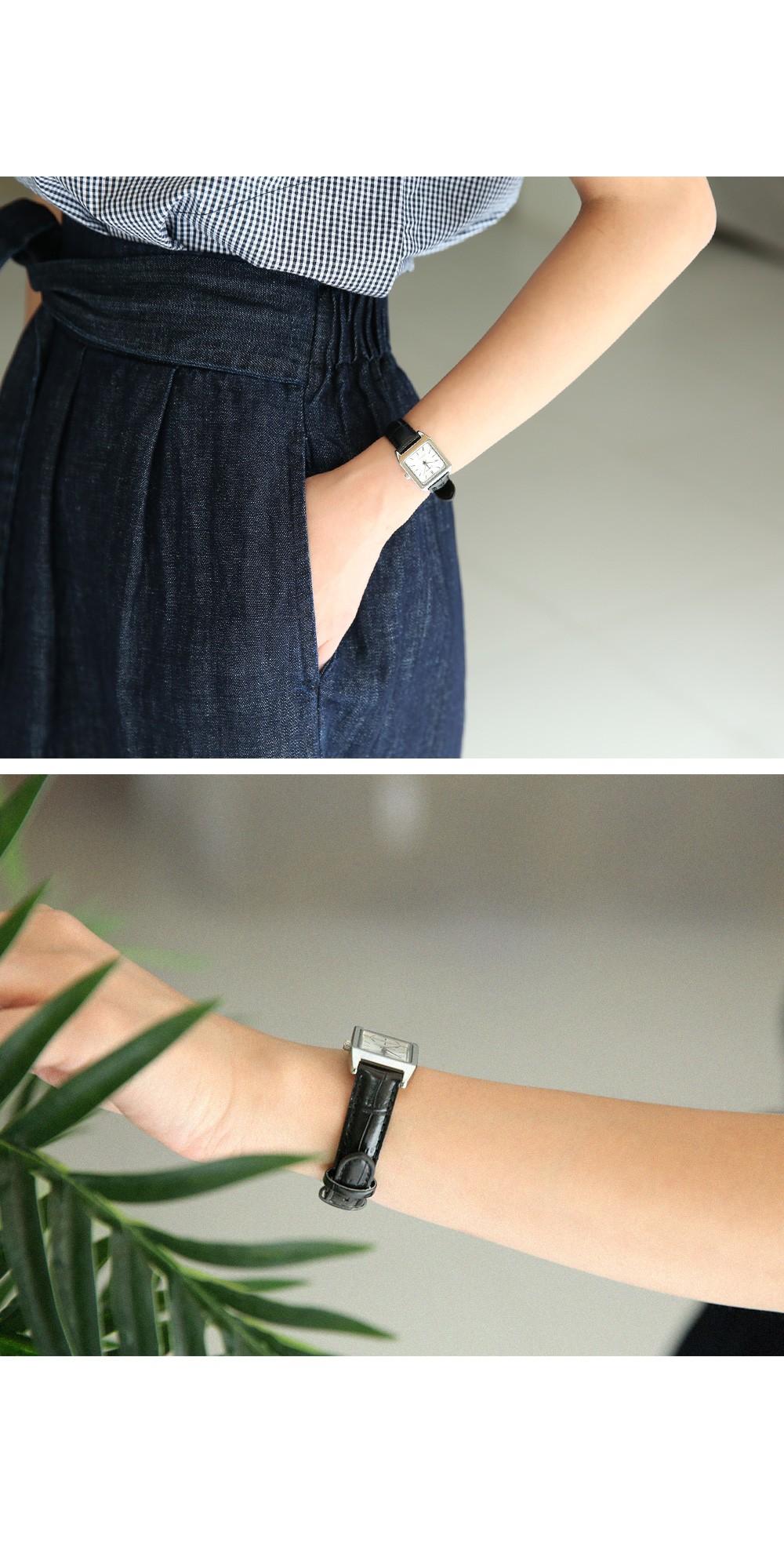 Casio Classic Square Watch