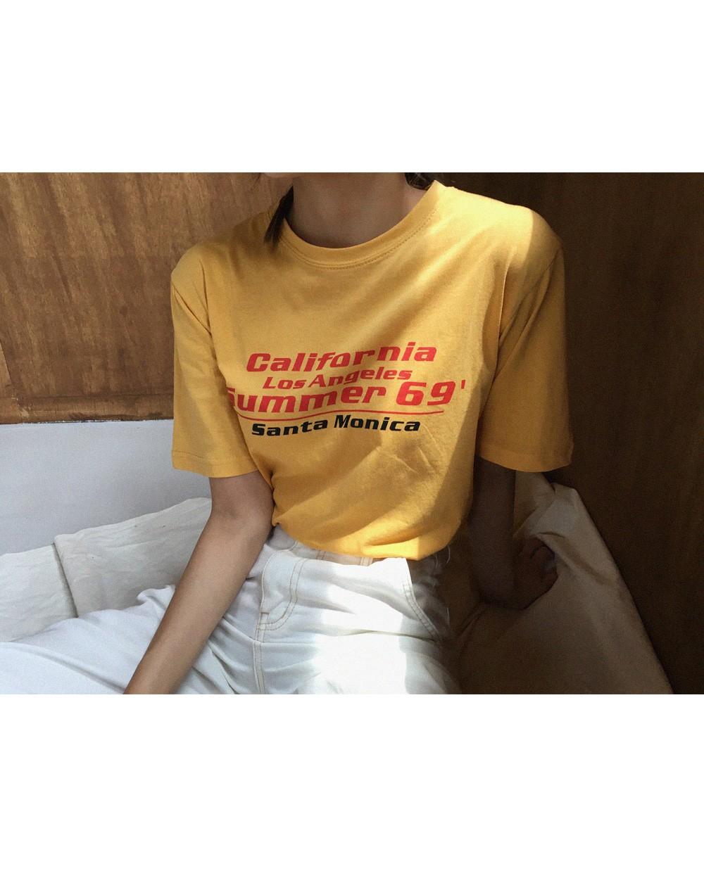 Los Angeles short-sleeved tee