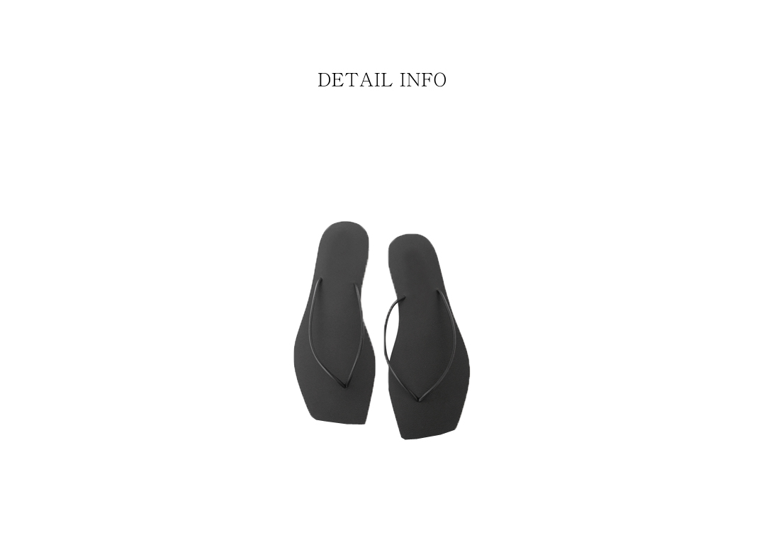 minimal square flip flops