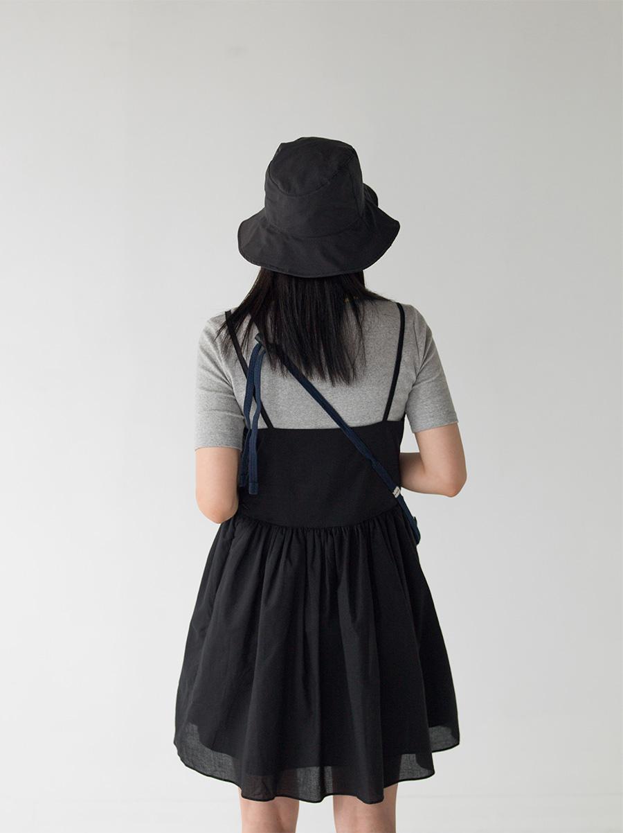 square neck line tee