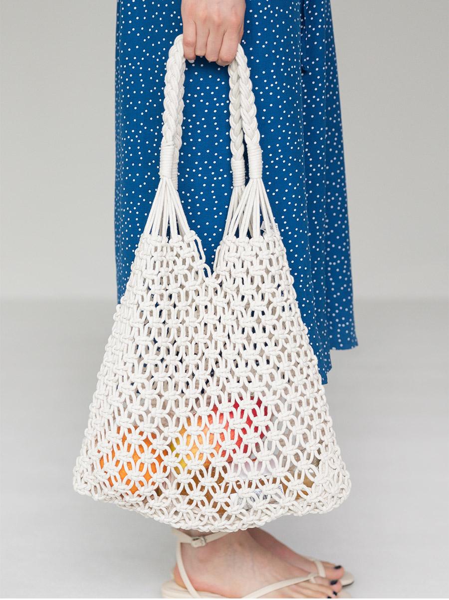 natural mood net bag