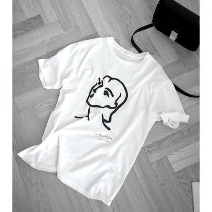 마티스 티셔츠
