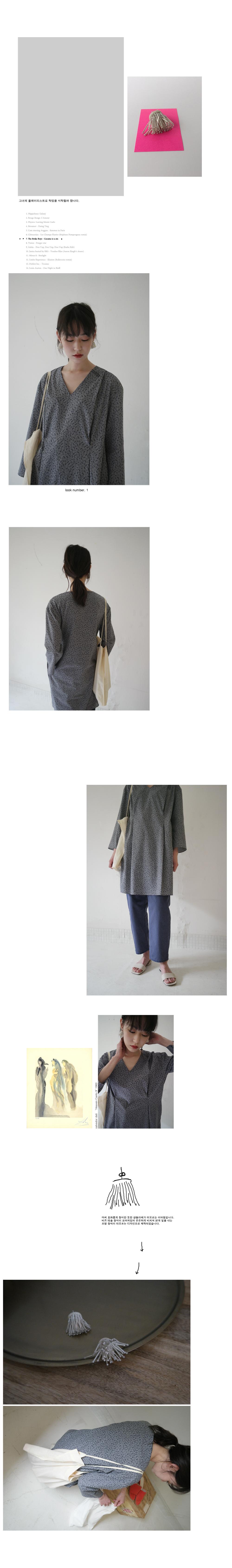 strap square slingback (4colors)