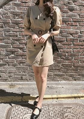 Pucci - Trench Dress