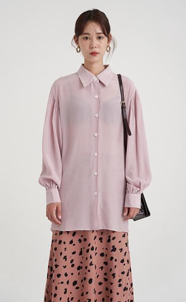 candy shirring blouse (3colors)