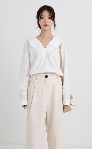 sere boxy blouse (2colors)
