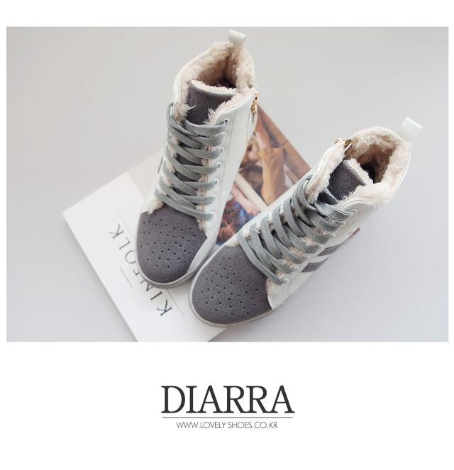 Diarachikodi Hi-Top Sneakers 3.5cm