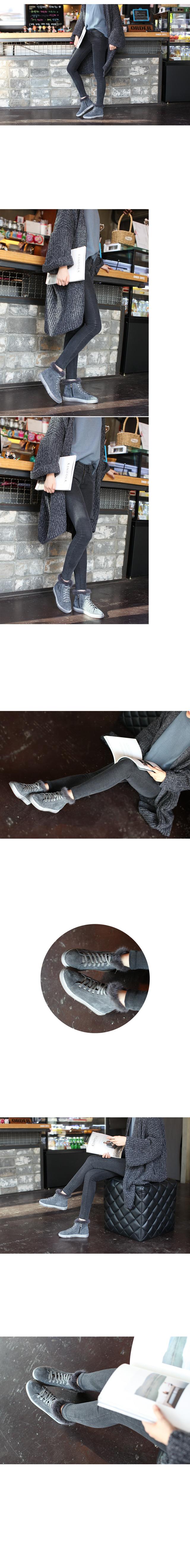 Kit Kat High Top Sneakers 2.5cm