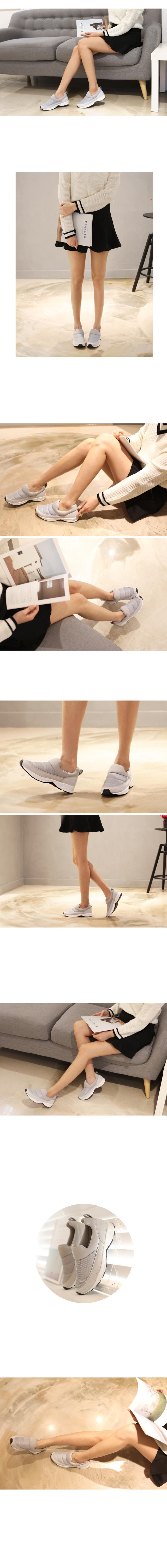 Toshi slip on 3cm