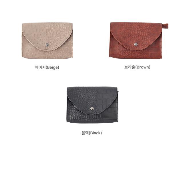 Dill Mini Hip Collar & Cross Bag