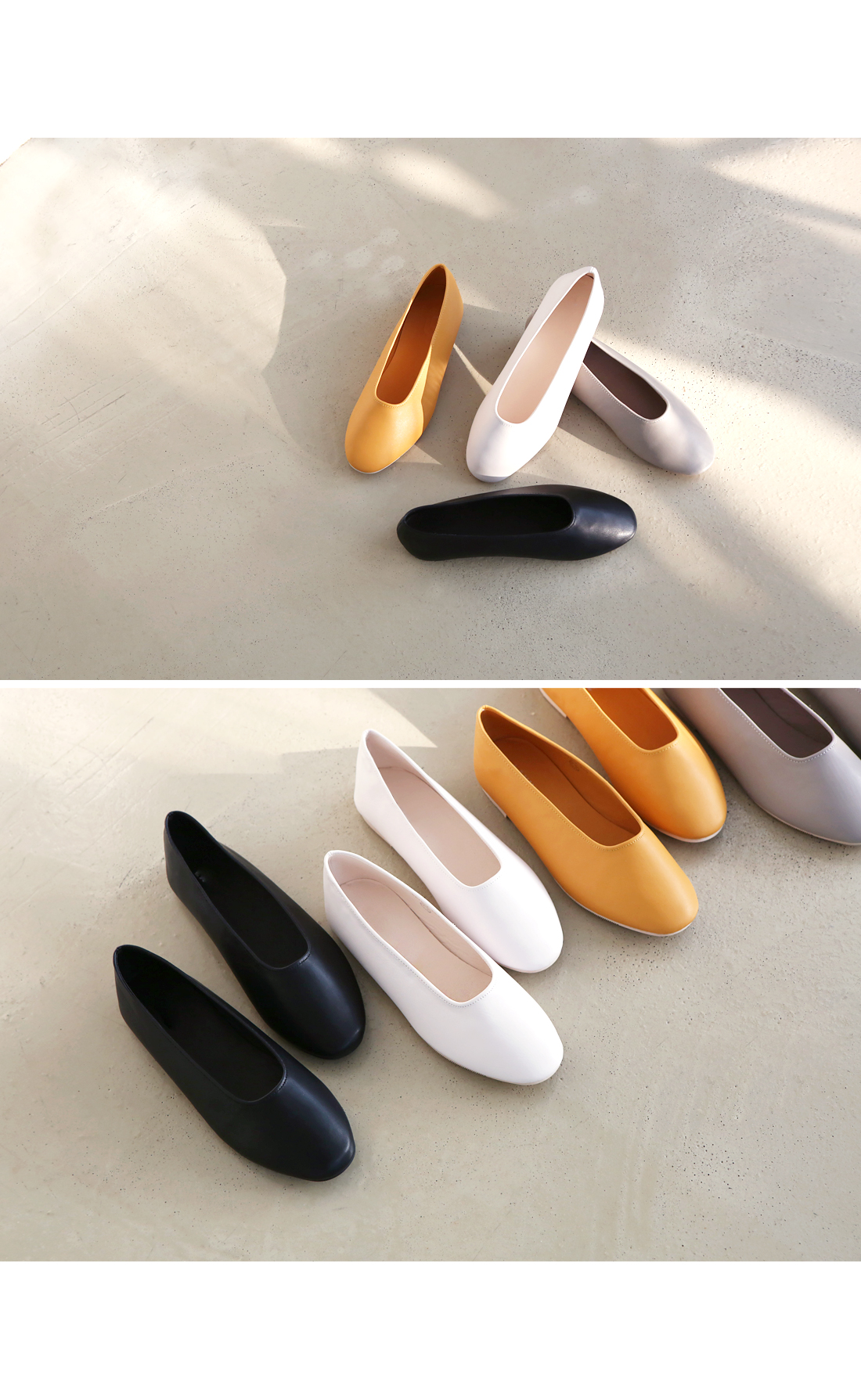 SOFT DAILY FLAT SHOES
