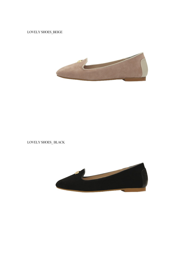 Harper height flat shoes