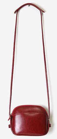 vintage mood shoulder bag