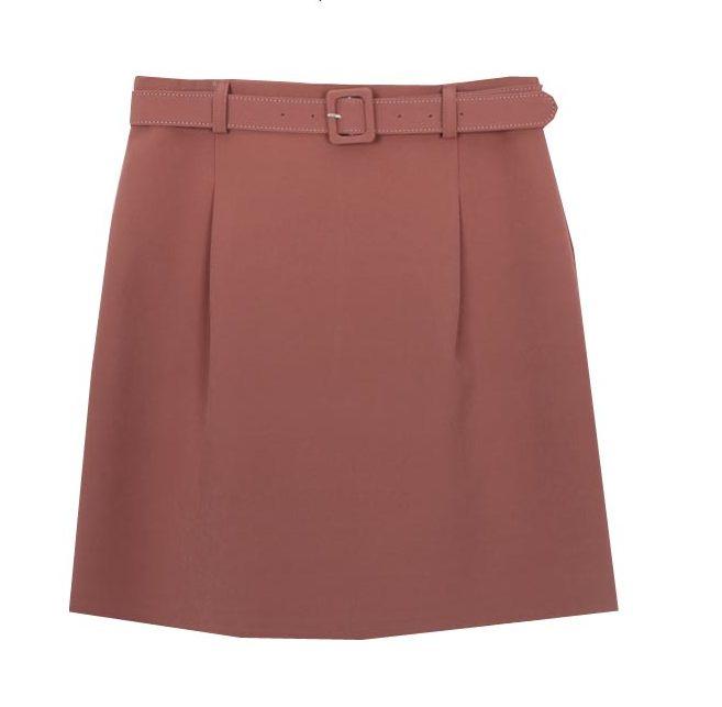 Daizu Belt Skirt