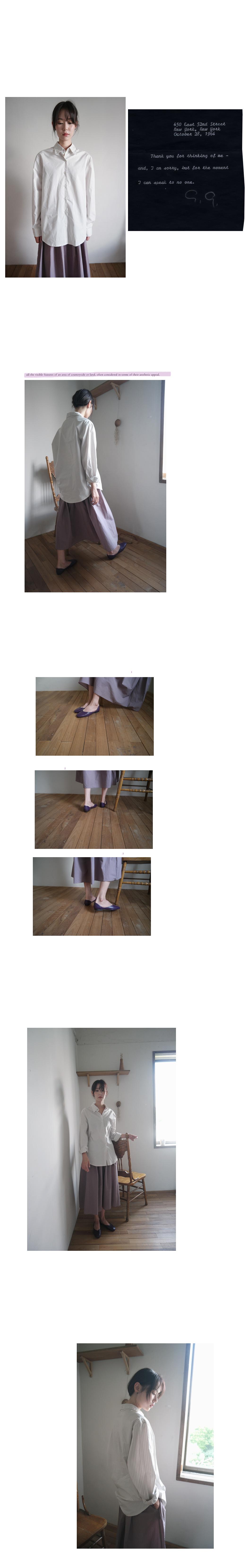 crispy texture skirt (2colors)