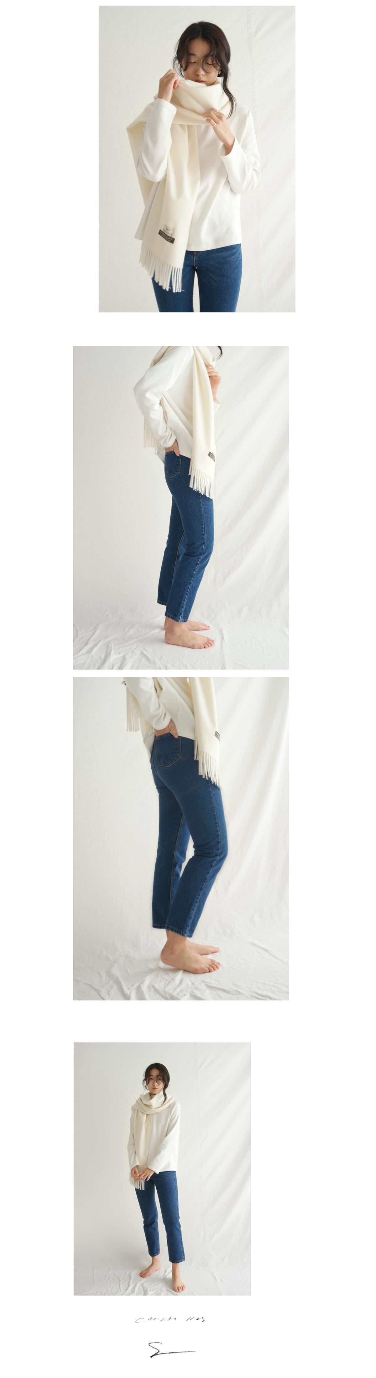 non stretchy fluffy jean