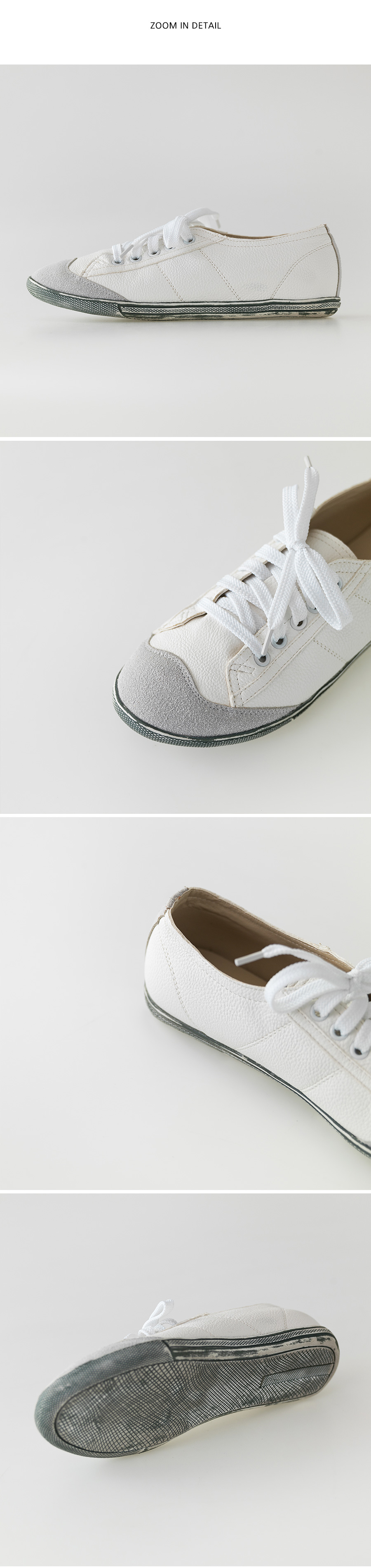vintage coloring daily sneakers
